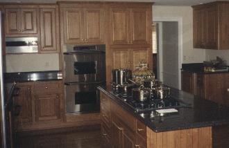 Custom Cabinetry Designs - Pocasset, Cape Cod, MA: Kitchen cabinetry ...